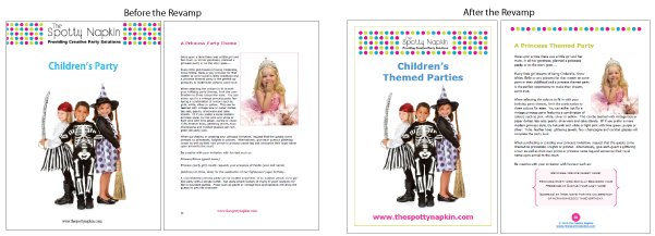 Party Themes eBook