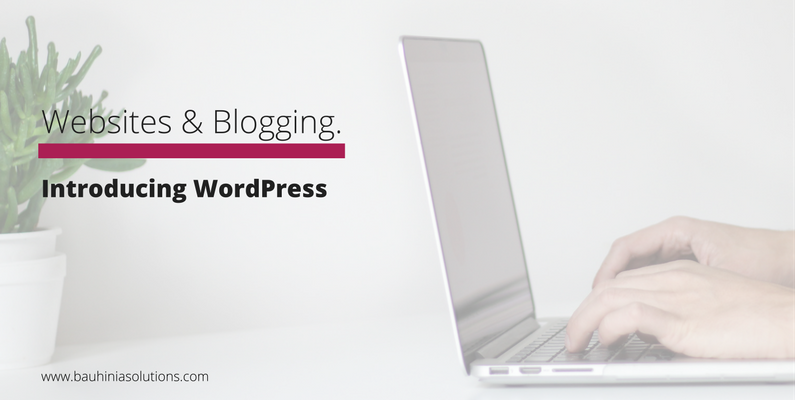 Introducing WordPress