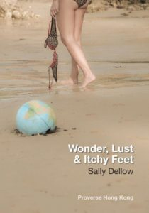Wonder, Lust and Itchy Feet by Sally Dellow