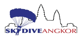 Logo Design for Skydive Angkor
