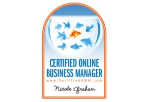 Nicole Graham, Online Business Manager